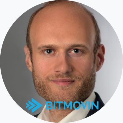 Christian Feldmann from Bitmovin