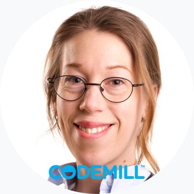 Johanna Björklund from Codemill