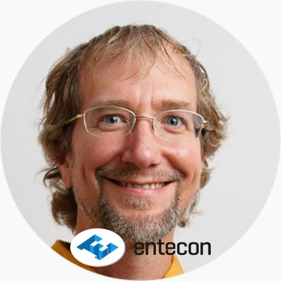 Fritz Barnes from Entecon