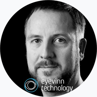 Andreas Rossholm from Eyevinn